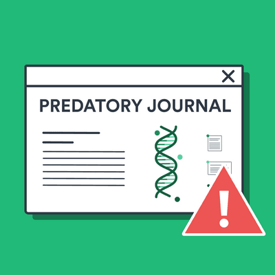 What are predatory journals? image