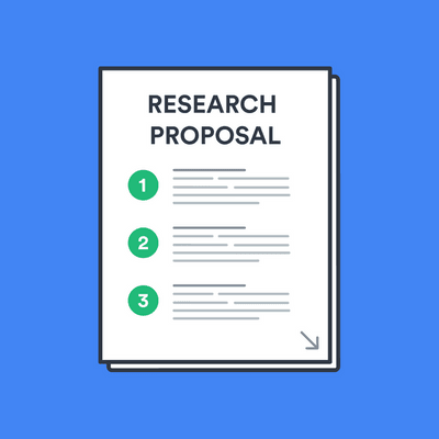 How to write a research proposal image