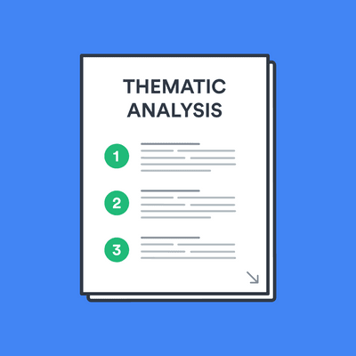 How to do a thematic analysis image